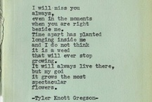 Sayings / by Erica Hall