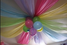 Party ideas / by Erica Hall
