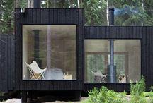 Cozy Cabin / by Catherine Bailey (Heath Ceramics)