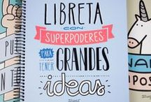 Mr. Wonderful Notebooks & Office Stuff / by Mr. Wonderful Diseño
