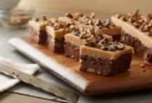 Treats to Make the Turkey Jealous / Unbelievably delicious desserts that will make you forget all about the turkey!  {I've partnered with Hershey's to create this board. Prepare to wow friends and family this holiday season with recipes from HERSHEY'S Kitchens.} / by keri bassett {shaken together}