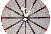 clocks / by Catherine Bailey (Heath Ceramics)