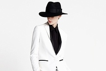 Androgynous DNA / Androgynous style - because a woman can be sexy without putting her curves forward and preferring man's cuts and staples. / by beSleek.com