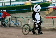 #YeahBike / Riding bikes is fun check out the fun via; www.yeahbike.blogspot.com / by Jonah DiPasquale