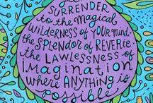 Books&Quotes / by Zanda atom