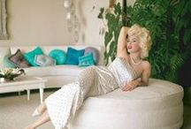 The Glamorous Life / by Margo {Rocket Betty}
