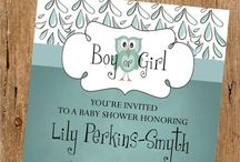 Baby Showers & Sprinkles / Everything baby shower, advice, cute finds and more! / by Debbie Simko