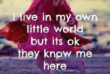 Words of Wisdom / by Allie Little