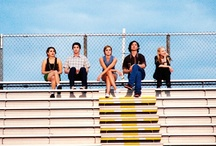 """Perks of Being a Wallflower / """"We accept the love we think we deserve."""" / by Rachael Hansen"""