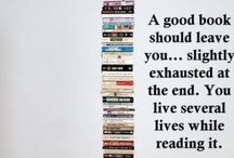 Bookish. / Living a thousand lives in one. / by Kristi Bower