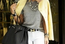 fashion i love / by Karen Steele