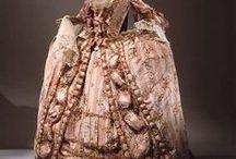 18th Century Fashion / by Rachel Kerby