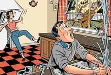 Household Tips & Ideas / by Linda Jones