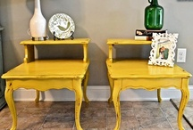 Recycled Furniture  / Revamp, reclaimed, homeware, DIY, new, old,  / by Vicki O Sullivan