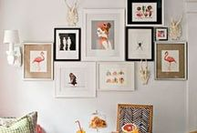 Finding Gallery Wall Inspiration / by Laura Putnam - Finding Home
