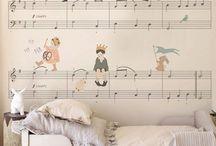 Wall decor / by Paola Rota