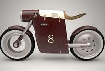 Bikes / by Michael Babich
