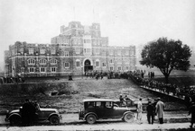 Virginia Tech History / Virginia Polytechnic Institute and State University officially opened on Oct. 1, 1872, as Virginia Agricultural and Mechanical College. (All images are from the university archives.) / by Virginia Tech