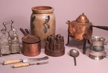 1860 HOUSEHOLD items / by Debbie Chorman Middleton