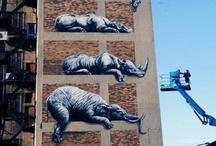 Arte en la calles / by Jose FM