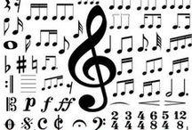 Music Ed / by Kelley Ponder