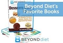 Beyond Diet's Favorite Books / by Beyond Diet