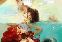 Mermaids / by Angeline D'Balentine