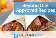 Beyond Diet Approved Recipes / by Beyond Diet