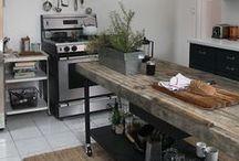 Space: Kitchen / by Mark Zamayla