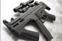 Firearms: Smg / by Mark Zamayla