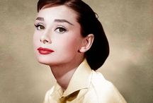 Audry Hepburn / by 3pde z