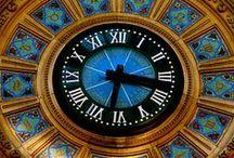 Tempus Fugit / Clocks, clocks & more clocks!! / by Kecia Foor