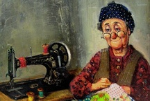 The beauty of Old Age / by Cathy Hubert McFerrin