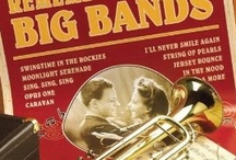 The Big Bands / by Sharon Antoniak