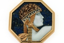 cameo / embellished / by jules