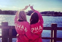 alpha xi delta <3 / by hannah luther