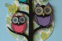 owls / by marley