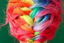 i love rainbows / by marley