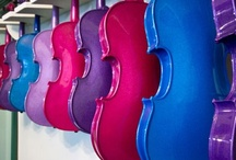 i love violin! / by marley