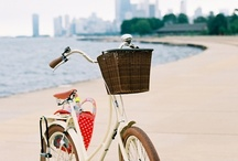 bikes / by marley