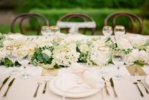 Tablescapes & Place Settings / by Belle & Chic