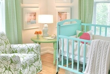 baby rooms! / by Traci Easter