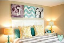 Home Decor Ideas.  / by Victoria Hensley