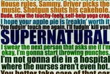 Supernatural❤️. / by Victoria Hensley