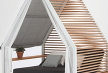 Hamptons Roof Deck  / Preliminary selections for oceanside roof deck.  / by Kati Curtis Design