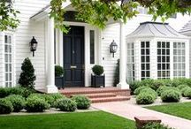 Home: Outdoors / by Jen @ Rambling Renovators