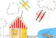 Fun for Kids / by Mariana Granato Barbosa