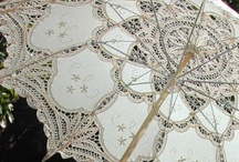 Beautiful umbrellas and parasols / by Loes Vd Veer