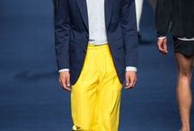 S/S 2015 Menswear - Milan / by Forever Voguish / Relentlessly Flawless