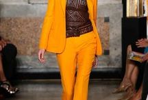 S/S 2015 Milan RTW / by Forever Voguish / Relentlessly Flawless